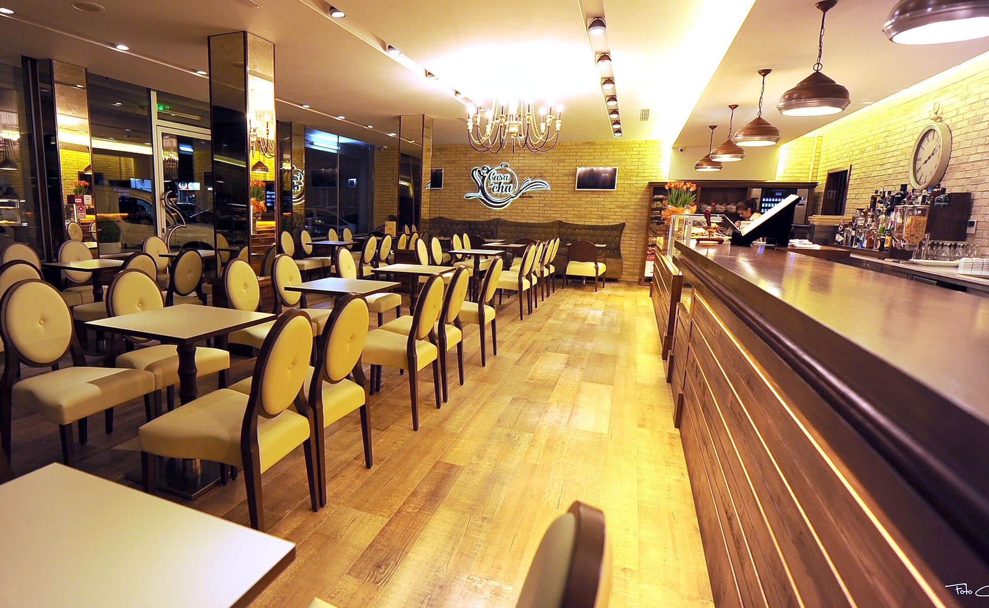 Reforma Cafetería Restaurante en Las Palmas