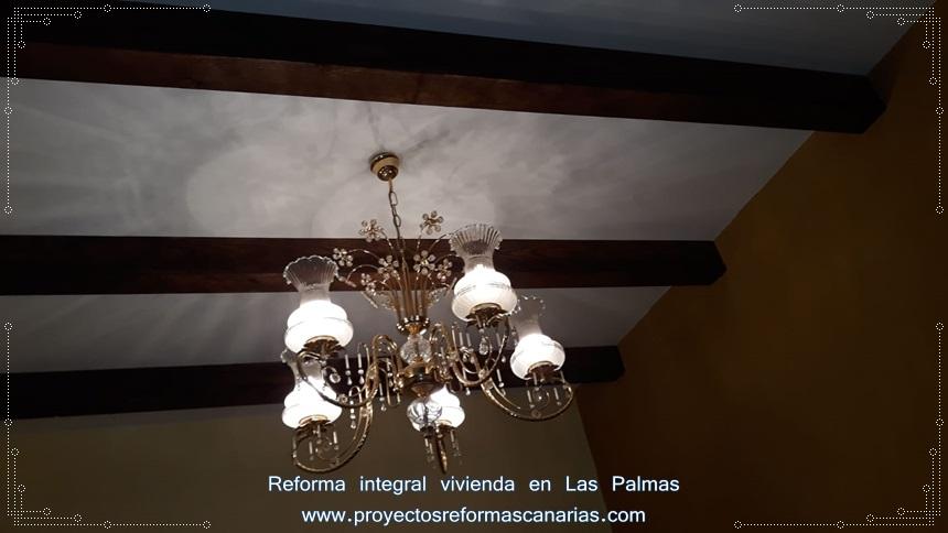 Reforma integral vivienda en Las Palmas