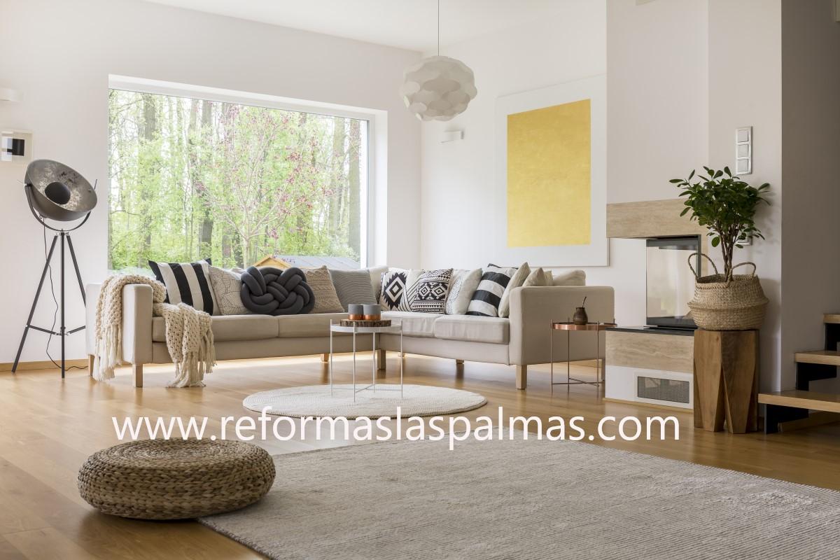 reformas integrales y multiservicios en Canarias